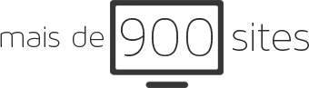 Mais de 900 sites