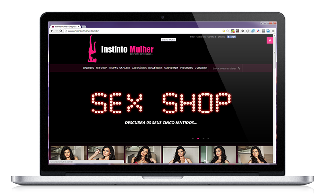 Site Instinto Mulher